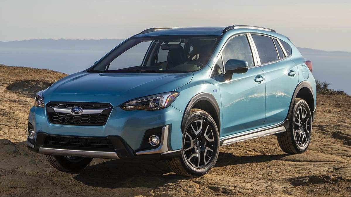 87 All New 2019 Subaru Vehicles Price Design And Review