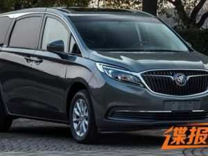87 All New 2020 Buick Minivan Redesign