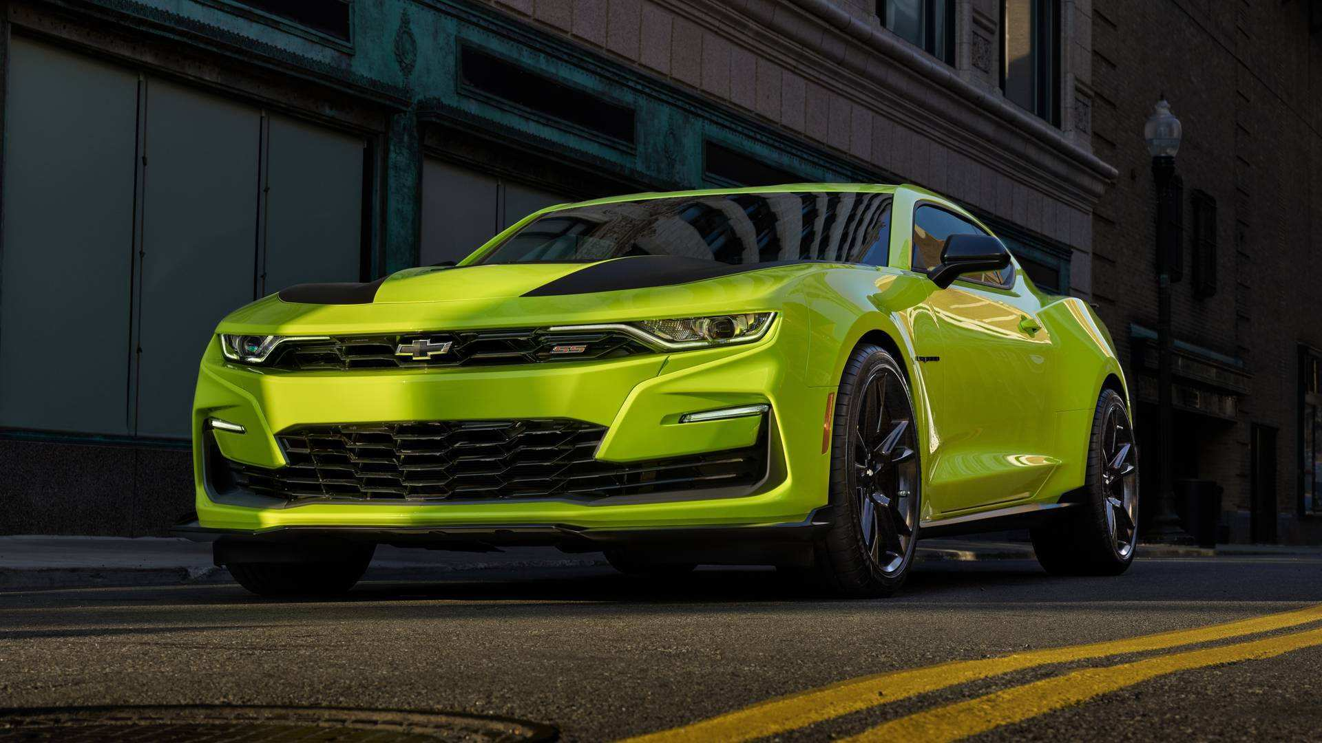 87 All New 2020 Chevrolet Camaro Zl1 Price And Release Date