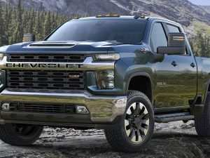 87 All New 2020 Chevrolet Truck Images Performance