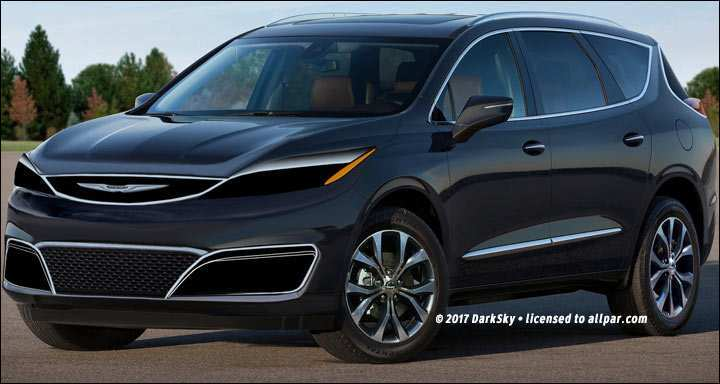 87 All New 2020 Chrysler Cars Research New