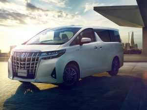 87 All New 2020 Toyota Alphard Price and Release date