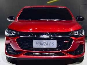 87 All New Chevrolet Monza 2020 Ratings