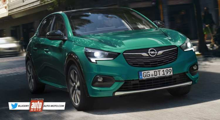 87 All New Future Opel Astra 2020 Price And Release Date
