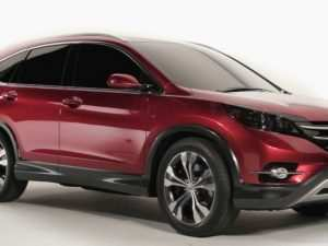 87 All New Honda Crv 2020 Release Date Images