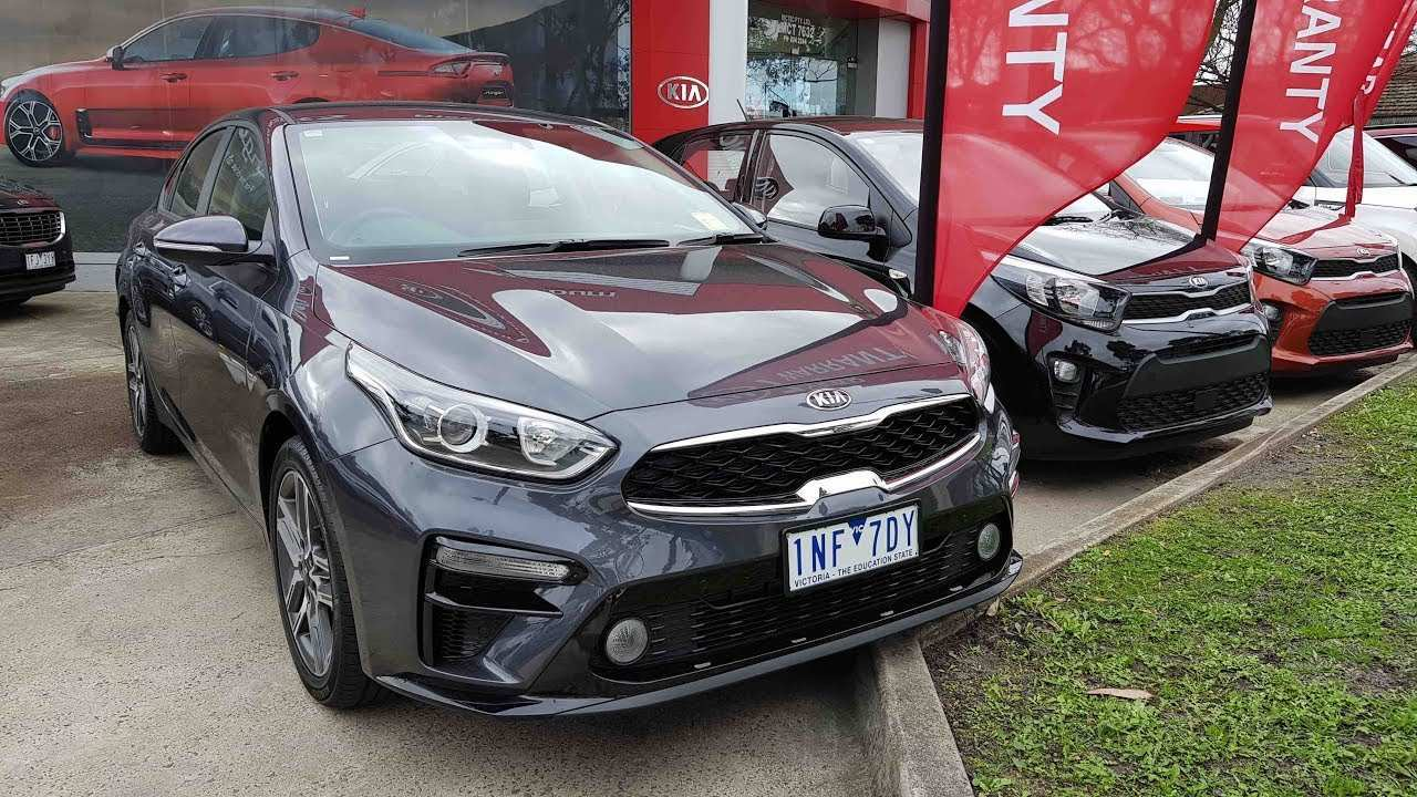 87 All New Kia Cerato 2019 Interior Picture