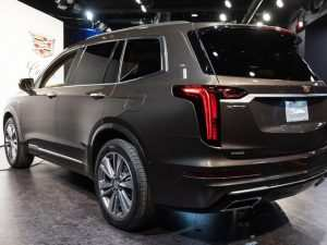 87 All New Pictures Of 2020 Cadillac Xt6 Speed Test
