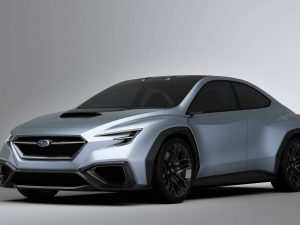 87 All New Subaru Ev 2020 Images