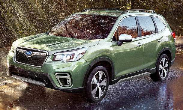 87 All New Subaru Forester 2020 Review Price Design And Review