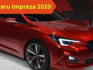 87 All New Subaru Impreza 2020 History