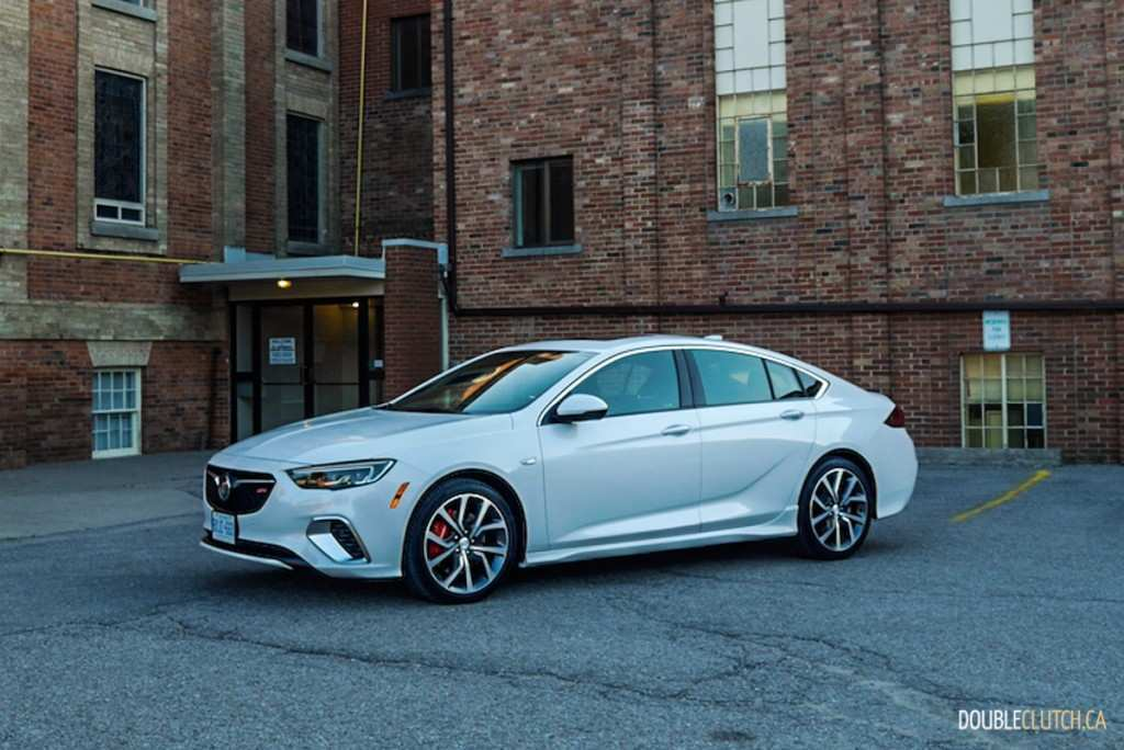 87 Best 2019 Buick Sportback Research New