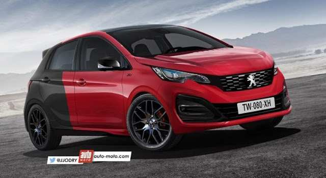 87 Best 2019 Peugeot 208 Gti Redesign And Review