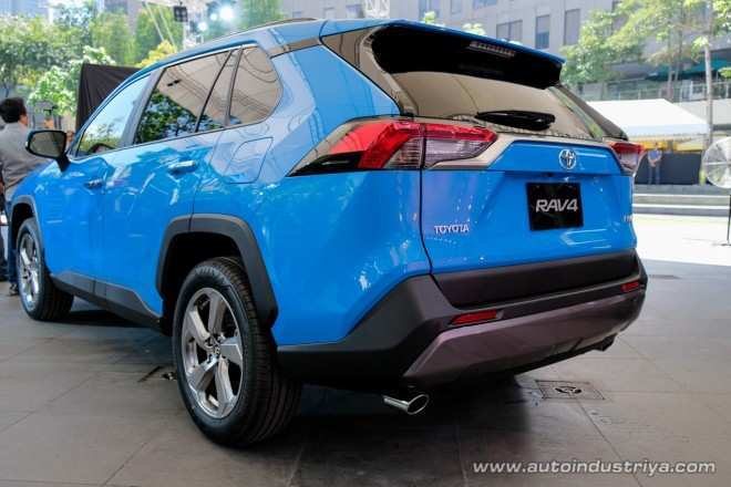 87 Best 2019 Toyota Rav4 Price New Concept