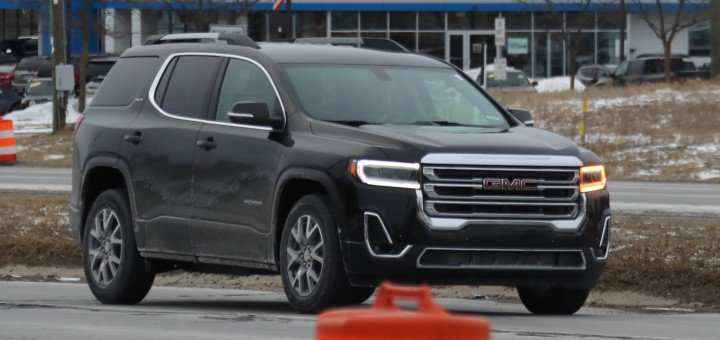 87 Best 2020 Gmc Acadia Changes Pricing