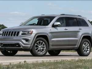 87 Best 2020 Jeep Grand Cherokee Spy Photos Release Date