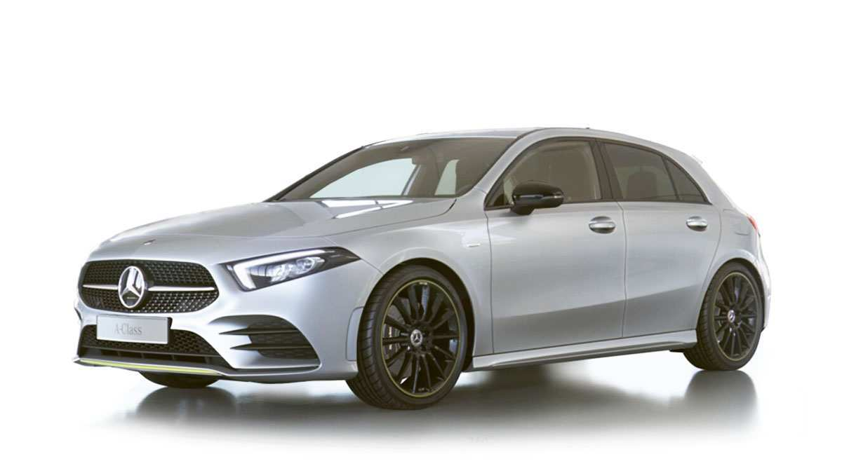 87 Best Mercedes A Class 2019 Price Exterior And Interior