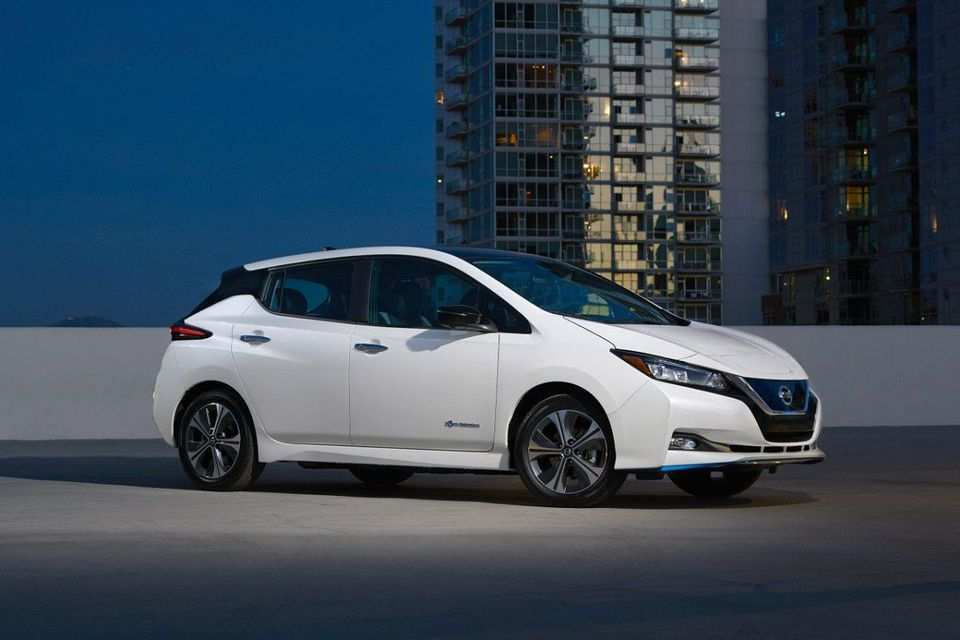 87 Best Nissan Leaf 2020 Video Download Redesign And Concept