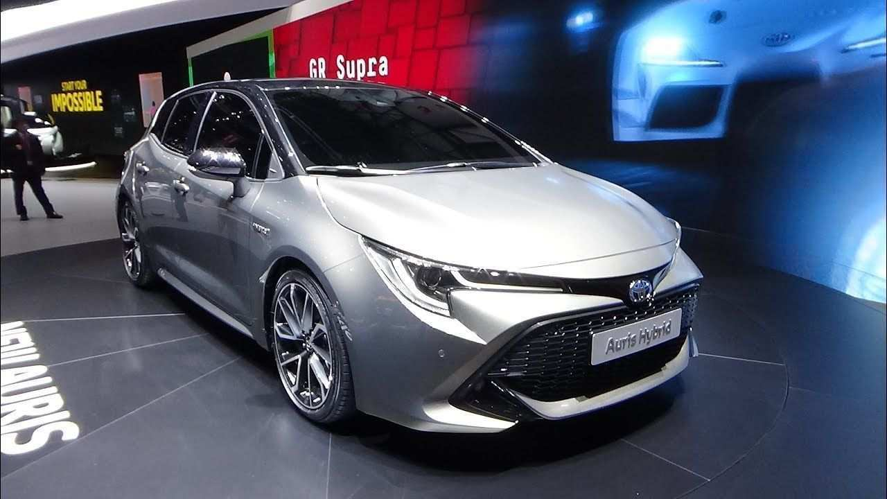 87 Best Toyota Auris 2019 Release Date Performance