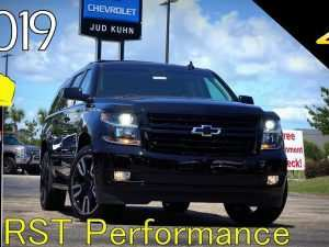 87 New 2019 Chevrolet Suburban Rst Performance Package Prices
