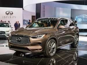 87 New 2019 Infiniti Suv Models Spesification