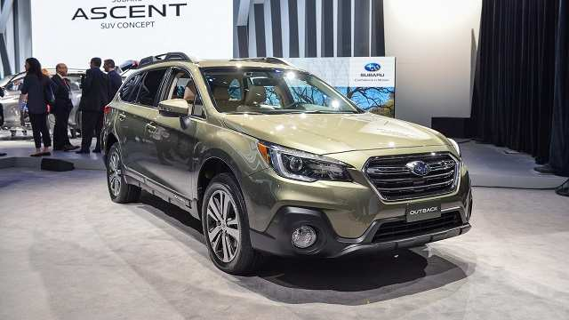 87 New 2019 Subaru Wagon First Drive