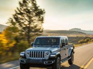87 New 2020 Jeep Gladiator Engine Specs Redesign and Concept