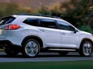 87 New 2020 Subaru Ascent New Concept