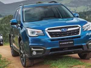 87 New 2020 Subaru Forester Hybrid Rumors