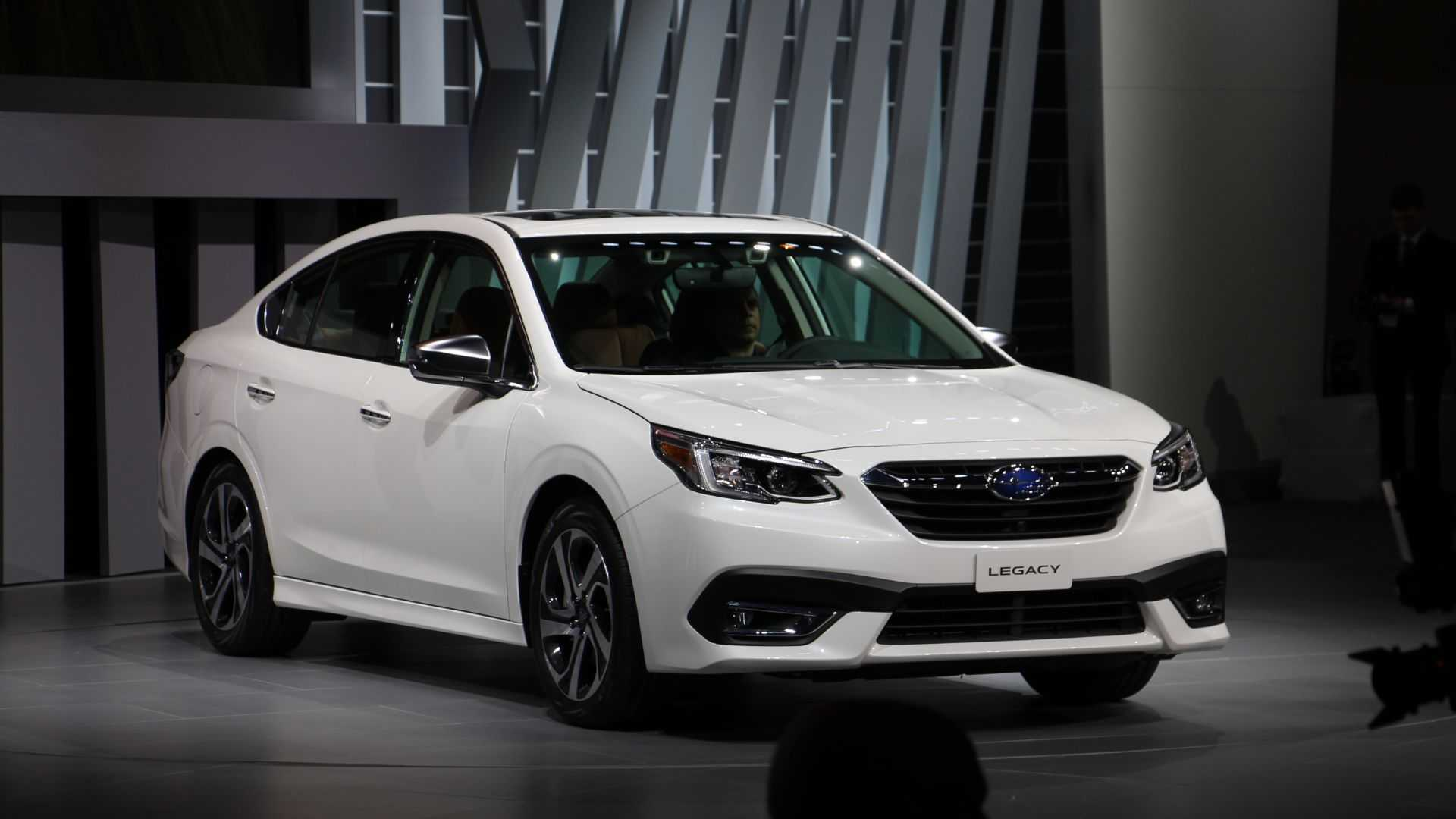 87 New 2020 Subaru Legacy Ground Clearance Performance And New Engine