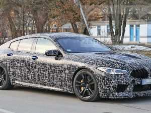87 New BMW M8 2020 Performance and New Engine