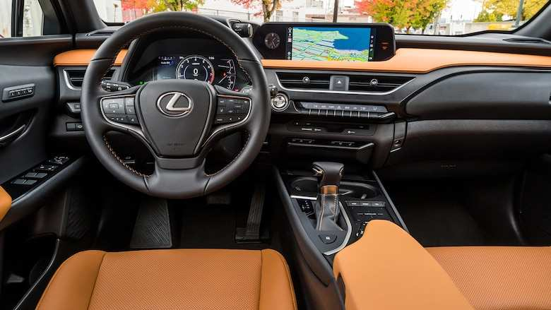 87 New Lexus 2019 Es Interior Redesign