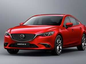 87 New Mazda 6 Kombi 2020 Redesign and Concept