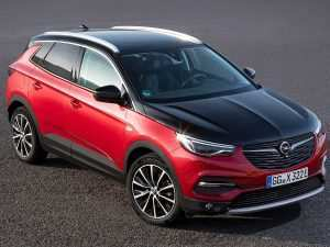 87 New Opel Grandland X Facelift 2020 New Review