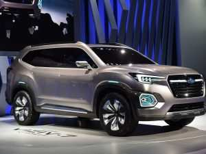 87 New Subaru Forester 2020 Concept Wallpaper