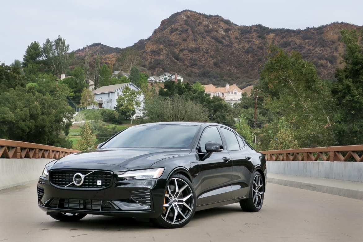 87 New Volvo S60 2019 Hybrid Prices