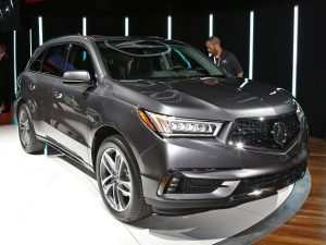 87 New When Will 2020 Acura Mdx Be Released Picture