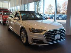 87 The 2019 Audi A8 Photos Review