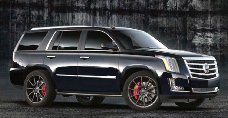 87 The 2019 Cadillac Escalade Redesign Price And Review
