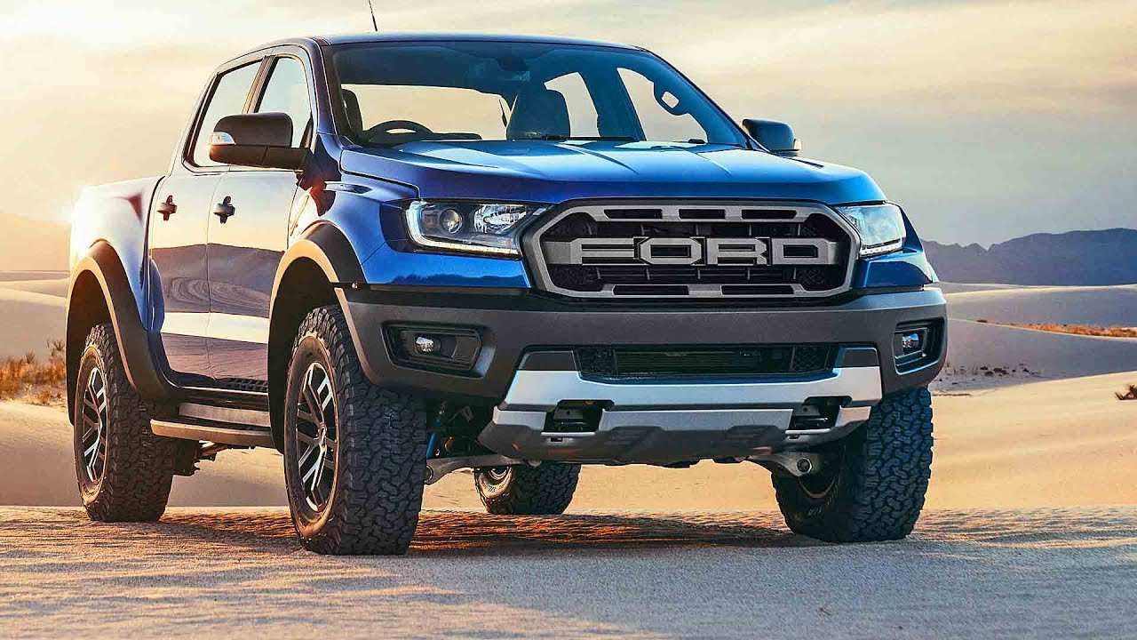 87 The 2019 Ford Ranger Images Photos
