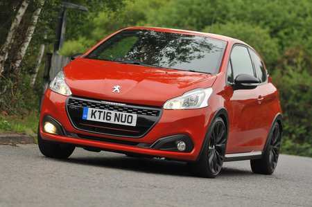 87 The 2019 Peugeot 208 Gti Performance
