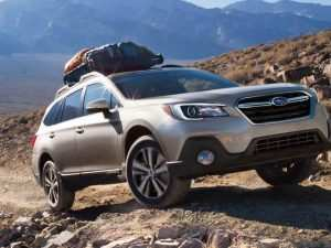 87 The 2019 Subaru Outback Next Generation Ratings