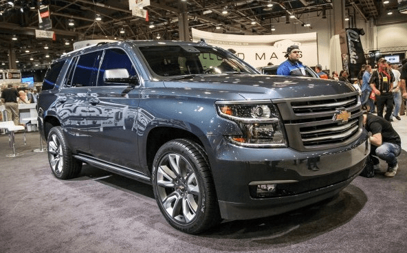 87 The 2020 Chevrolet Tahoe Redesign Pricing