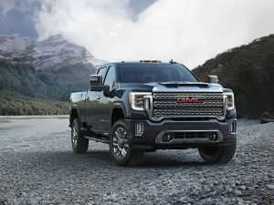 87 The 2020 Gmc 2500 Engine Options Price and Release date