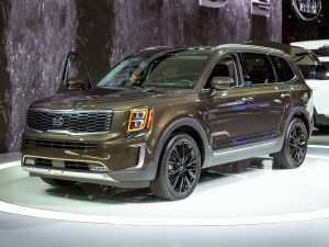 87 The 2020 Kia Telluride Sx Awd Specs and Review
