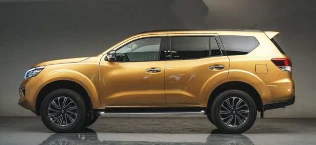 87 The 2020 Nissan Xterra Pricing