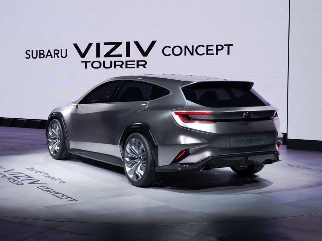 87 The 2020 Subaru Outback Concept New Model And Performance