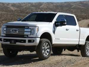 87 The Best 2019 Ford Diesel Review