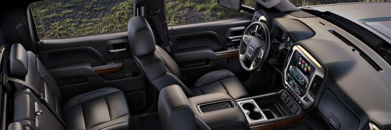 87 The Best 2019 Gmc 1500 Interior Overview