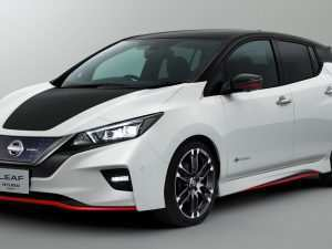 87 The Best 2019 Nissan Electric New Review