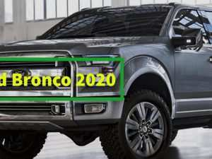87 The Best 2020 Ford Bronco Msrp New Model and Performance